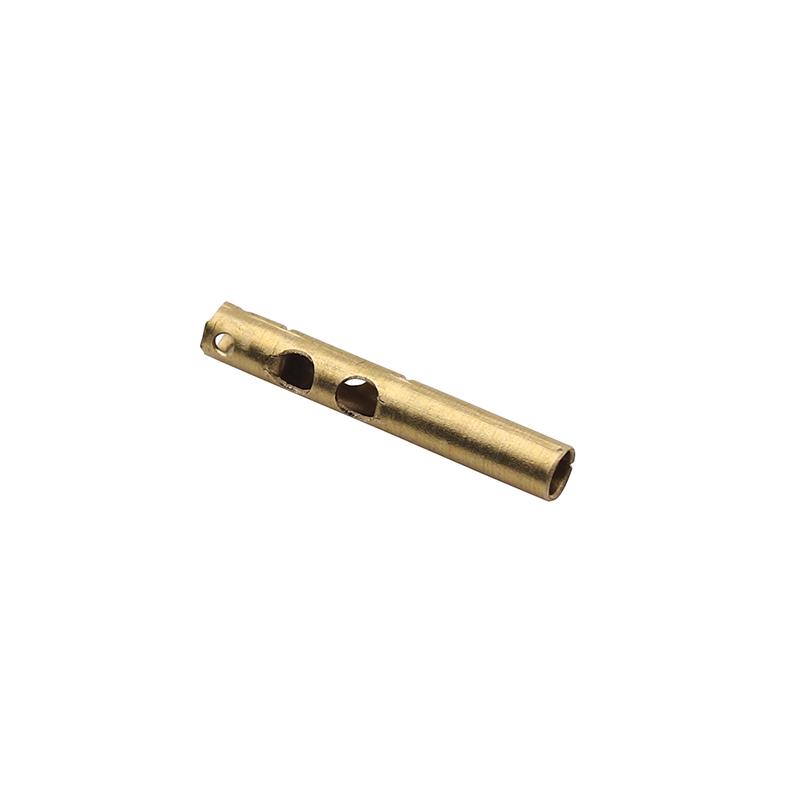 2.35x19.2双封口母端 防水端子 佛山接线端子双封口铜管 优质生产厂家志盈端子