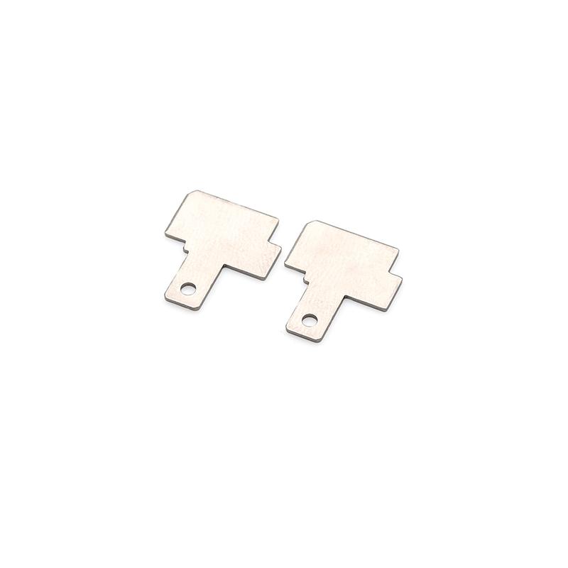 15X17.5X0.8磷铜镀镍插片端子插片端子接线端子C2680车灯照明端子