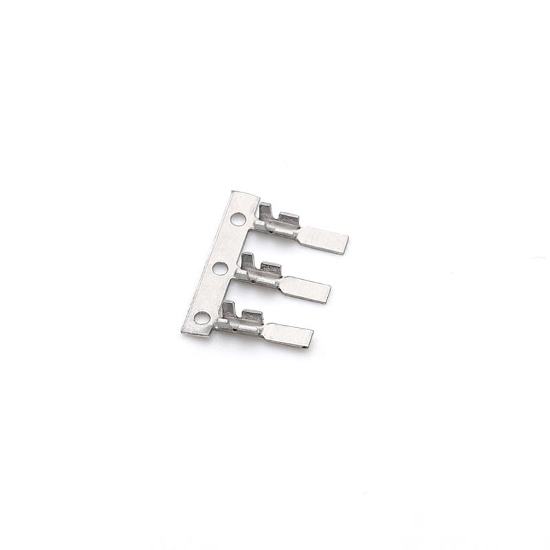2x4铝端子AL1060传感器端子接线端子新能源碰焊端子焊接端子点焊端子