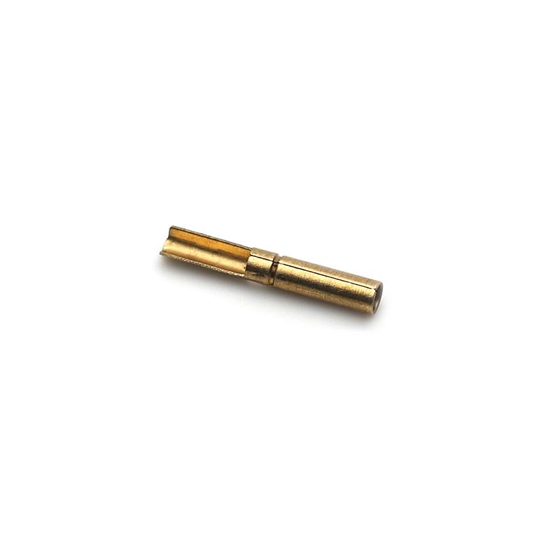 2.35x19.2封口母端防水插接件铜管端子接线端子江苏焊背端子