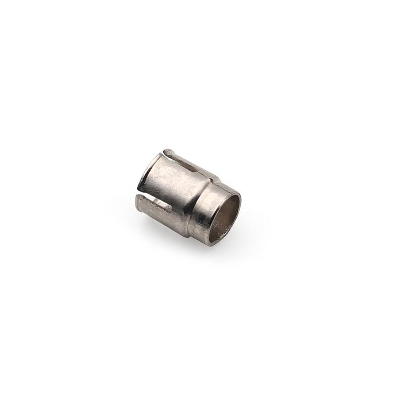 4.9x5.5x8.0卡簧端子鼓簧端子C17200冠簧端子爪簧端子深精密模具厂家直销志盈端子
