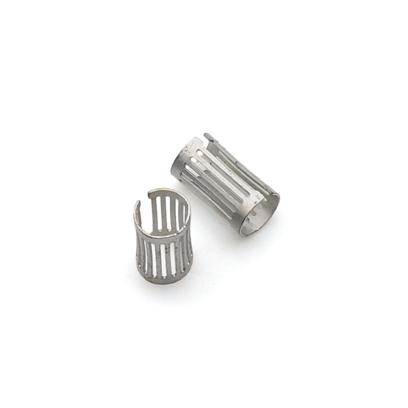插簧冠簧端子卡簧端子C17200鼓簧端子插接件端子爪簧端子精密模具厂家志盈端子