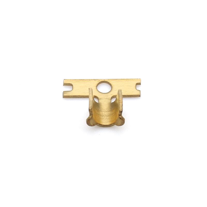 3.0铜护套端子医疗铜护套端子接线端子线卡端子东莞优质端子厂家