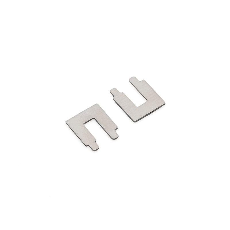 H65黄铜开关弹片端子-黄铜镀银 传感器端子接线端子