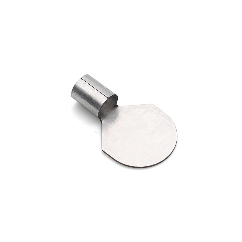 6.2X16X25铝端子传感器端子医疗端子新能源汽车激光焊接?#30103;珹L1060焊接端子