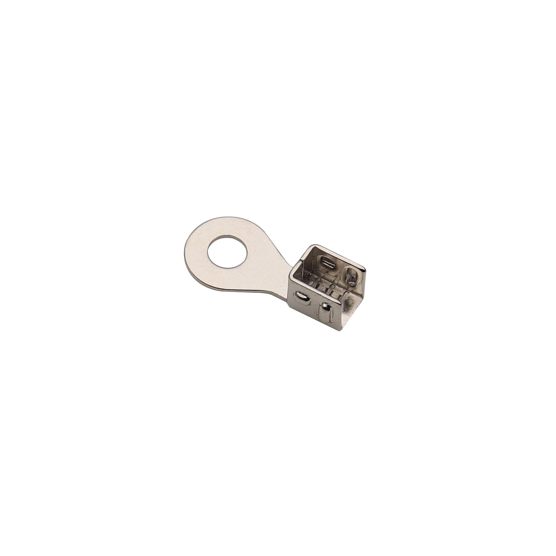 3.7x8.5x17.5磷銅鍍鎳端子 志盈端子ZYT