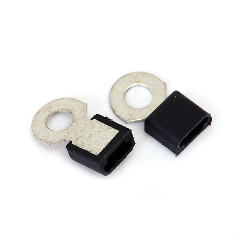 3.6x13x3mm固定片注塑件 惠州環保ROHS、SGS認證端子精密模具生產廠家志盈端子