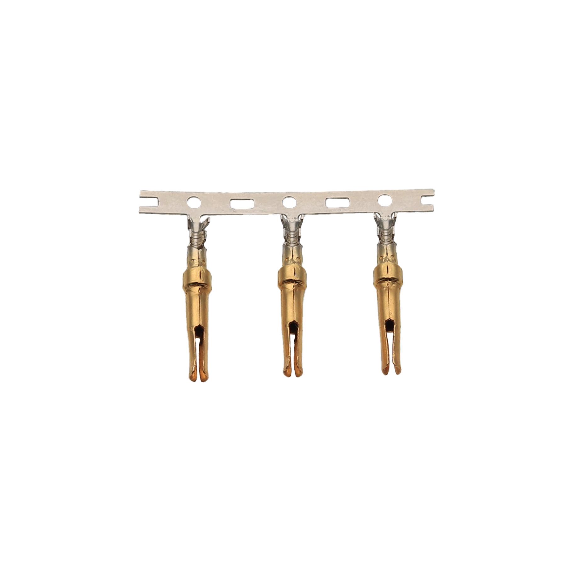 1.57開口母端 醫療接線端子 精密模具優質供應商志盈端子