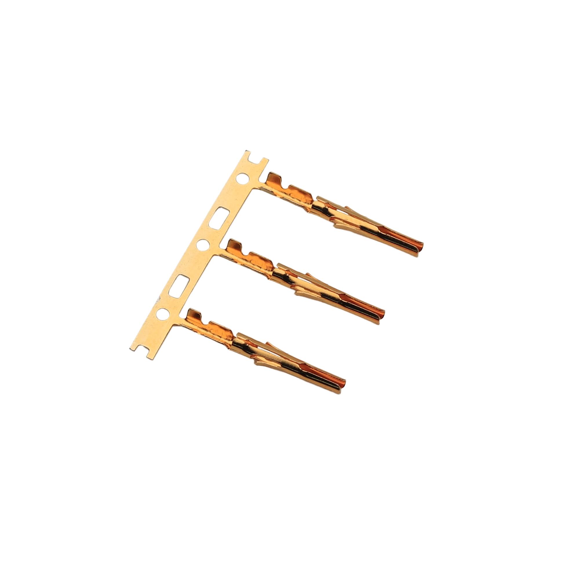 1.5翅膀母端 醫療接線端子精密模具優質供應商志盈端子