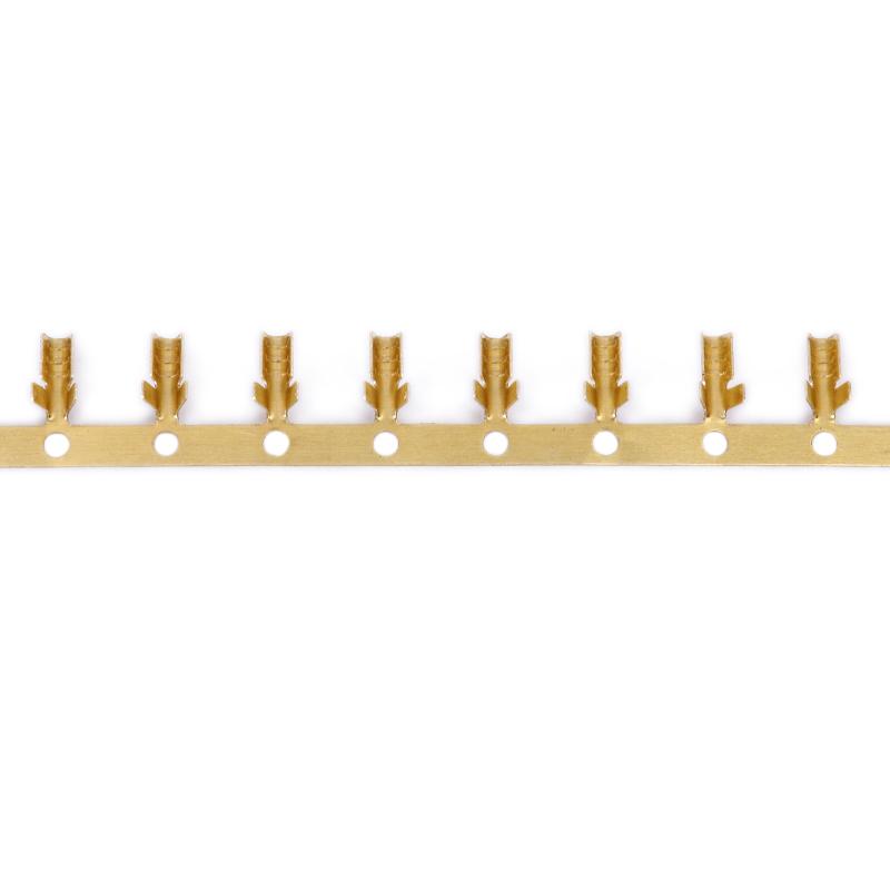 雙U高腳端子 石龍傳感器端子接線端子精密模具廠家志盈端子