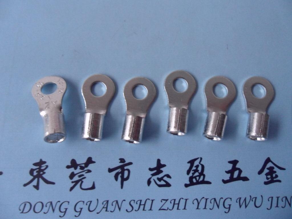 R5.5-4L端子镀锡铜壳